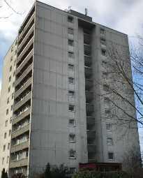 3-Zimmer-Wohnung, Küche, Bad, WC, Abstellraum und Balkon. in Ost (Bamberg)
