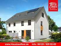 Waldrandlage Taunusstein Exklusive große Doppelhaushälfte
