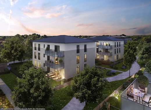 4-Zimmer-Balkonwohnung mit ca. 93 m² Wohnfläche in sonniger Südausrichtung