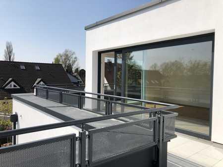 Erstbezug:  traumhafte 3,5-Zimmer-Penthouse-Wohnung mit großer Dachterrasse in Pasing, München in Pasing (München)