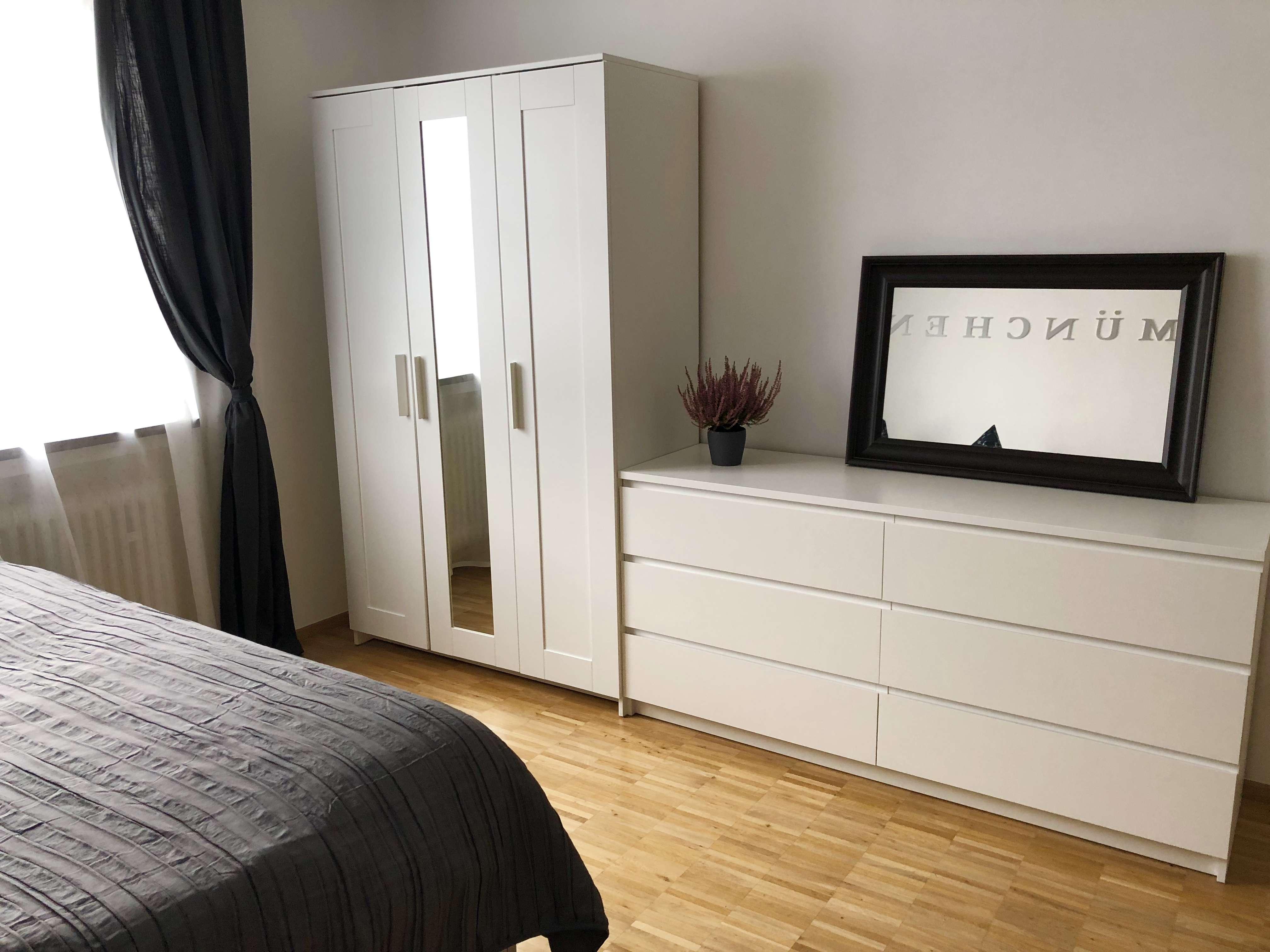 Exklusive voll möblierte 1-Zimmer-Wohnung mit EBK zum 1. Januar 2020 in Ludwigsvorstadt-Isarvorstadt (München)
