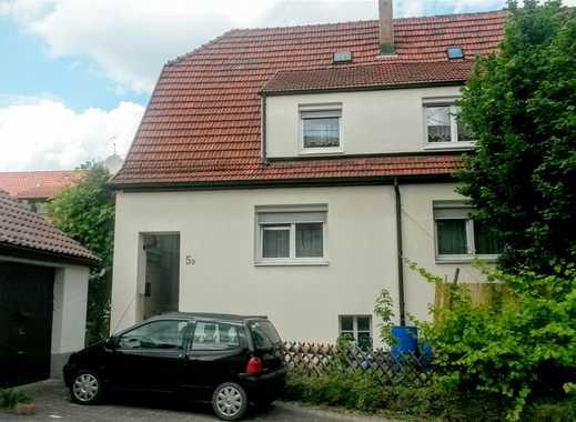 Attraktive, gepflegte 3,5-Zimmer-Hochparterre-Wohnung in Stuttgart-Rohr