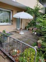 Helle 2Zi - Gartengeschosswohnung mit Stellplatz