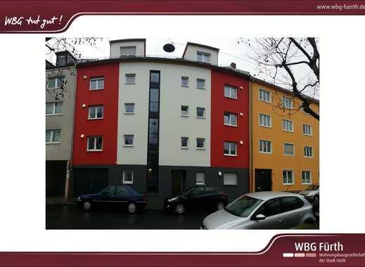 2-Zimmer-Citywohnung im Herzen Fürths  mit Balkon