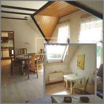 Gemütliche Dachgeschosswohnung im Herzen von