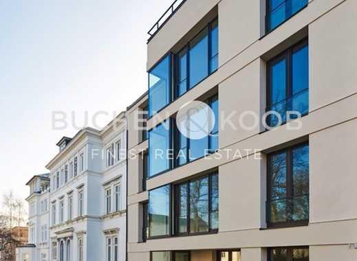 Alsternahe 2 Zimmer-Wohnung mit sonnigem Südbalkon