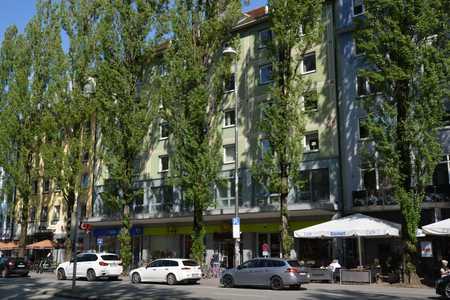 2 Zimmer Wohnung Nähe Münchner Freiheit, Besichtigung auf Mailanfrage in Schwabing (München)