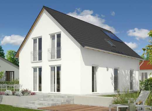 Traumlage Höchst Odw. mit tollem Ausblick, Massiv gebaut in Waldrandnähe und Zentral