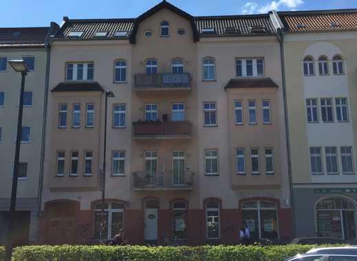 4 Zimmer Altbau-Wohnung im Stadtherz - Zentrum Oranienburg