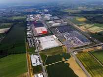 Bönen - 23 000 m² Gewerbe-