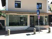 Ladenlokal in Bernaus neuer Mitte