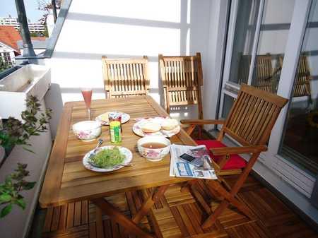 Traumhafte Dachterrassen-Wohnung in Unterhaching in Unterhaching