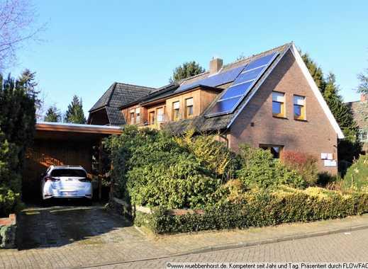 Großes Einfamilienhaus mit Einliegerwohnung und Praxisräumen in ruhiger Ortslage in Wardenburg