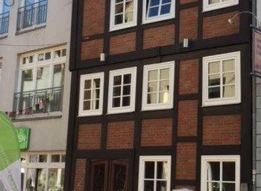 Freie - stilvolle - äußerst charmante Gewerbeimmobilie in der Buxtehuder Altstadt - Bestlage
