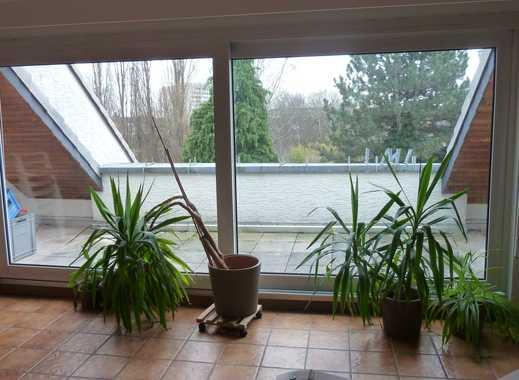 Gepflegte 3-Zimmer-Maisonette-Wohnung mit Dachloggia in Brühl