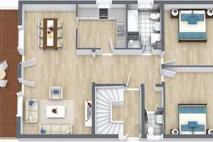 6 Zimmer Wohnung in Mainz-Bingen (Kreis)