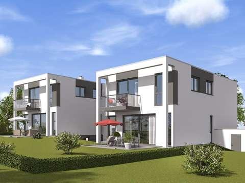 Moderne Architektenhauser In Einer Toplage Kelkheims Haus A