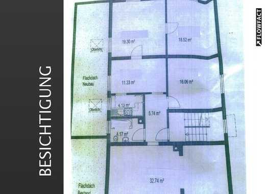 Größz.  Wohnung in Wohn- und Geschäftshaus  - 5 ZKBB  -Einzelgarage