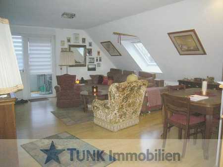 Helle 3 Zi.-DG-Wohnung mit Balkon in Karlstein in Karlstein am Main