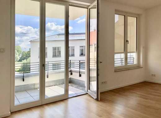 Helle, ruhige, gut geschnittene und luxuriöse 4-Zimmer-Wohnung in der schönen nördlichen Innenstadt
