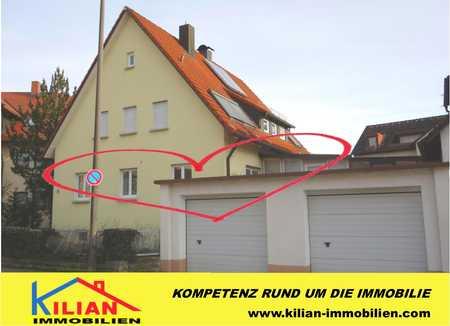 KILIAN IMMOBILIEN! 3,5 ZI. EG-WHG + WINTERGARTEN MIT 90 M² IN ROTH! TAGESLICHTBAD *KACHELOFEN*GARAGE in Roth (Roth)