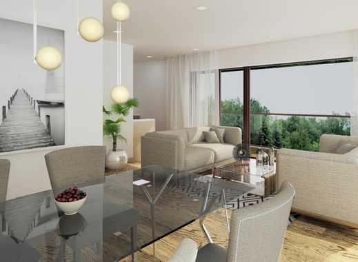 Mit dem Aufzug direkt in die Wohnung! Elegantes Penthouse mit ca. 89 m² Dachterrasse