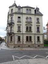 Altersgerechte 2-Raumwohnung zentrumsnah in Pirna