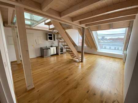 Haidhausen 4 Zimmer WG Dachwohnung - viele weitere Wohnungen auf Anfrage in Haidhausen (München)