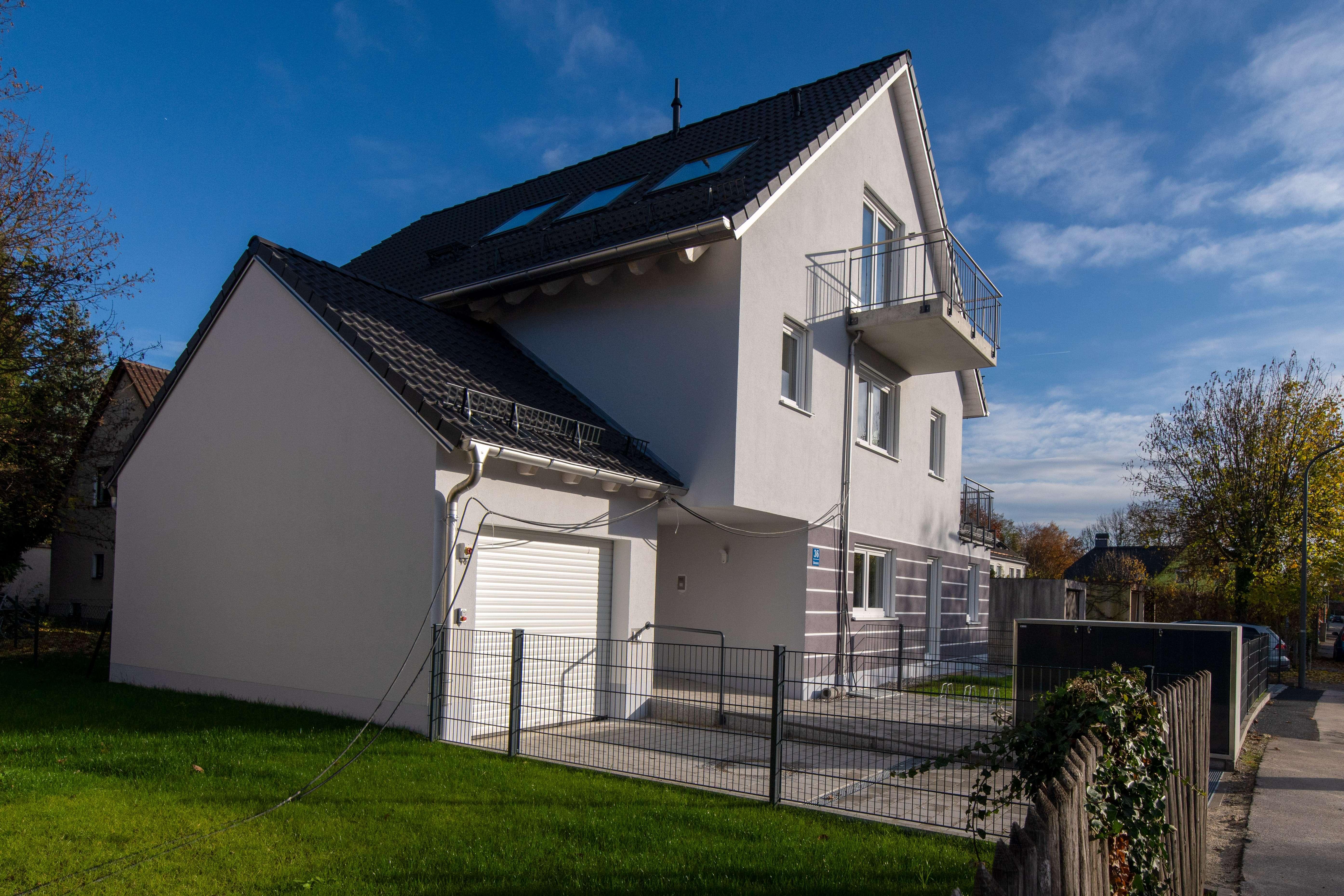 Erstbezug von Privat : 3-Zimmer-EG-Wohnung in Altaubing, München in Aubing (München)