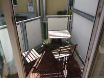 Lauflage zur UNI 1-Zimmer-Wohnung im