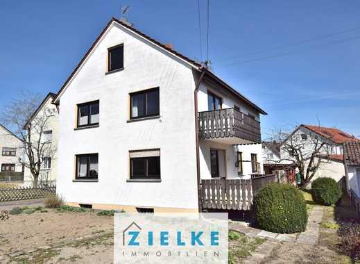 Zweifamilienhaus in Ulm-Ermingen, ruhige Lage