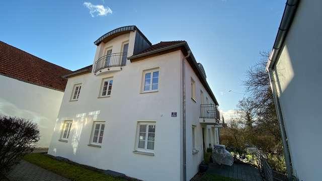 Hübsche helle 3-Zimmer-DG-Wohnung in ruhiger Lage von Oberhaunstadt in Oberhaunstadt (Ingolstadt)