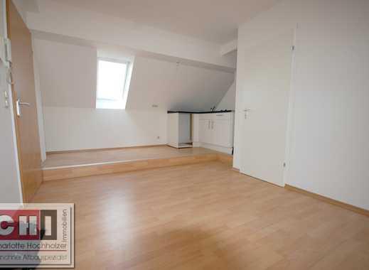 Mitten in München - neu sanierte 1,5 Zimmer - Dachgeschoß-Wohnung -