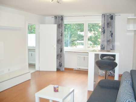 Top-Lage U3: Schönes modernes Single-Apartment mit Blick ins Grüne in Fürstenried (München)