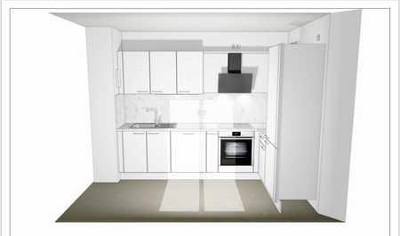 Fast wie Erstbezug: stilvolle 2-Zimmer-Wohnung mit EBK und Balkon in Haidhausen, München in Haidhausen (München)