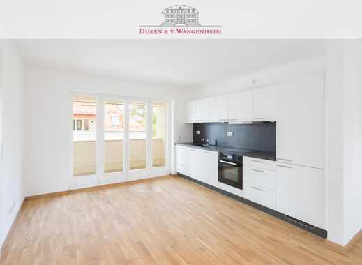 Exklusive Neubau-Wohnungen.   Erstbezug in zeitlos moderner Stadtvilla.