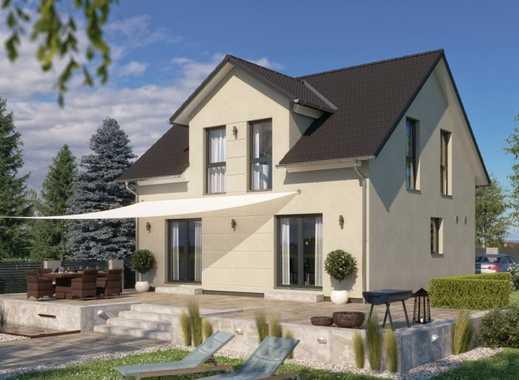 Das hier angebotene Haus ist ein modernes Einfamilienhaus. Individuelle Architektur, moderne Grundri