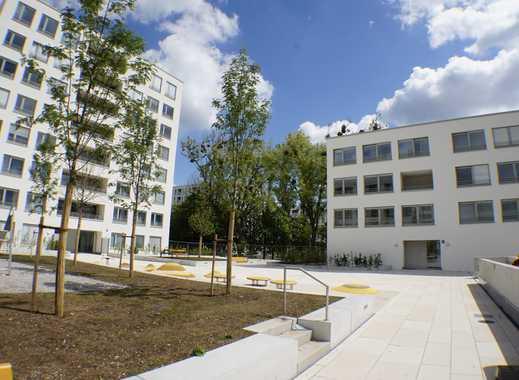 Moderne Maisonette-Wohnung mit Terrasse in München-Allach