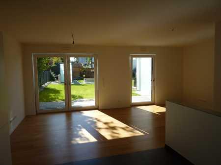 Exklusive, neuwertige 5-Zimmer-Terrassenwohnung über 2 Ebenen in Unterhaching in Unterhaching