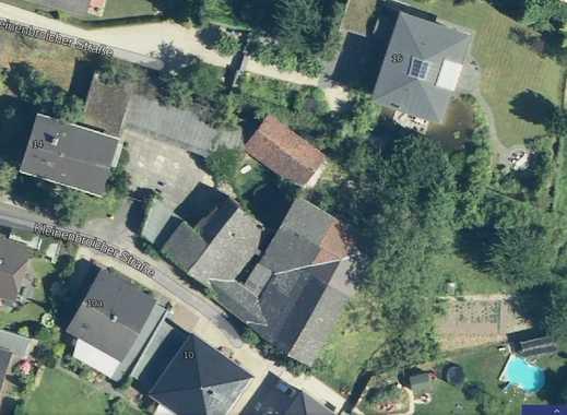 Restbauernhof, Gebäude sind nicht erhaltenswert
