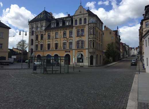 Sanierte 2-Zimmer-DG-Wohnung mit Balkon in Altenburg