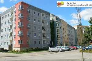 4 Zimmer Wohnung in Neubrandenburg