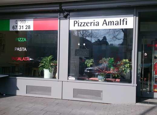 Traditions-Pizzeria in Frankfurt (Niederrad) gegen Abstand abzugeben
