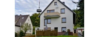 2 KB Wohnung (65 m²) mit Terrasse und direktem Zugang zum Garten