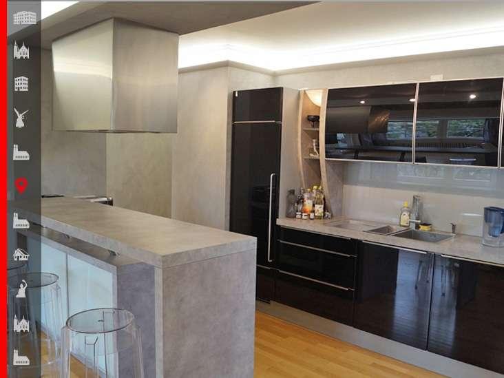 Renovierte, exklusive 3,5-Zi-Wohnung mit Balkon in Bogenhausen (München)