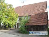 Altes gut erhaltenes Bauernhaus mit