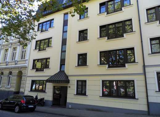 Schöne 3-Zimmerwohnung in Innenstadtnähe gegenüber der Kaiser-Friedrich-Halle