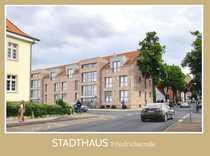 STADTHAUS FRIEDRICHSTRASSE Exklusive 2-Zimmer-Wohnung im