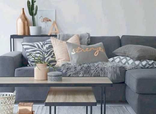 Stilvolle, geräumige, möblierte und modernisierte 1-Zimmer-Wohnung mit EBK in Wuppertal