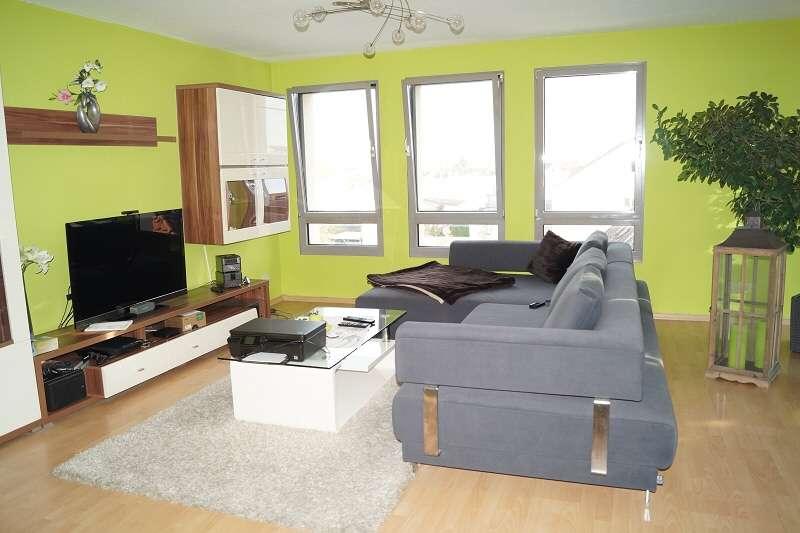 Helle 3 Zimmer-Wohnung im Stadtzentrum in
